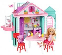 Casas De Munecas Barbie Comprar Casitas Y Juegos De Madera